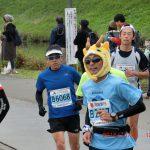 水戸黄門漫遊マラソン2016千波湖 1