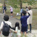 家族の絆 水戸黄門漫遊マラソンの 一風景